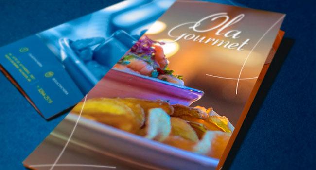 Portfólio Pistache - Ola Gourmet